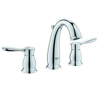 Grohe Starlight Chrome Parkfield 2-handle 3-hole Bathroom Faucet