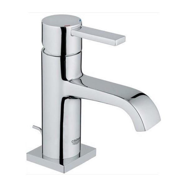 Shop Grohe Starlight Chrome Allure OHM Bathroom Faucet - Ships To ...