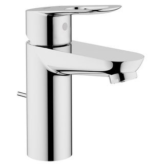Grohe Starlight Chrome Baucosmopolitan BauLoop OHM Bathroom Faucet