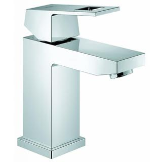Grohe Starlight Chrome Eurocube OHM Smooth Body Bathroom Faucet