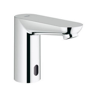 Grohe Starlight Chrome Euroeco Euroeco CE Electronic Fitting Bathroom Faucet