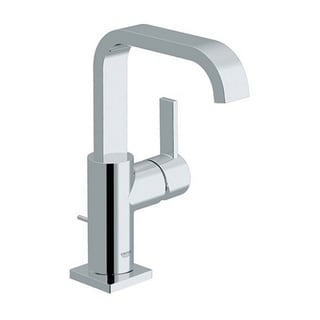 Grohe Starlight Chrome Allure Single Hdl Lav Centerset Bathroom Faucet