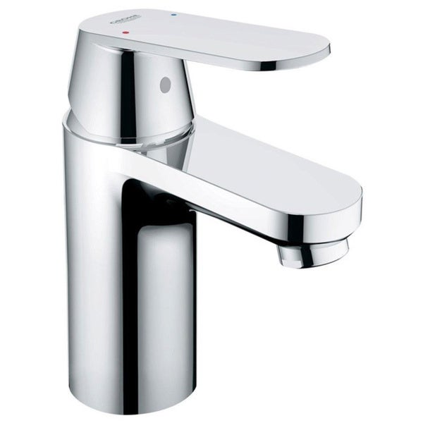shop grohe starlight chrome eurosmart cosmopolitan ohm bathroom faucet free shipping today. Black Bedroom Furniture Sets. Home Design Ideas