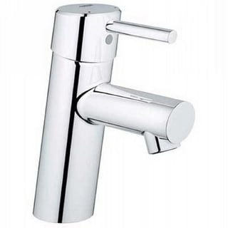 Grohe Concetto Starlight Chrome Basin Smooth Body Faucet