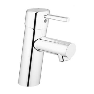 Grohe Infiniti Brushed Nickel Concetto OHM Smooth Body Bathroom Faucet