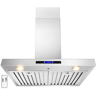 Golden Vantage Stainless Steel Wall Mount Range Hood