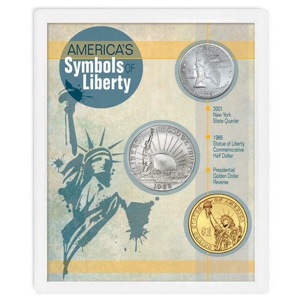 American Coin Treasures America's Symbols of Liberty