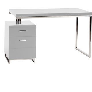 Aurelle Home Contemporary Writing Desk