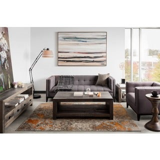 Aurelle Home London Contemporary Sofa