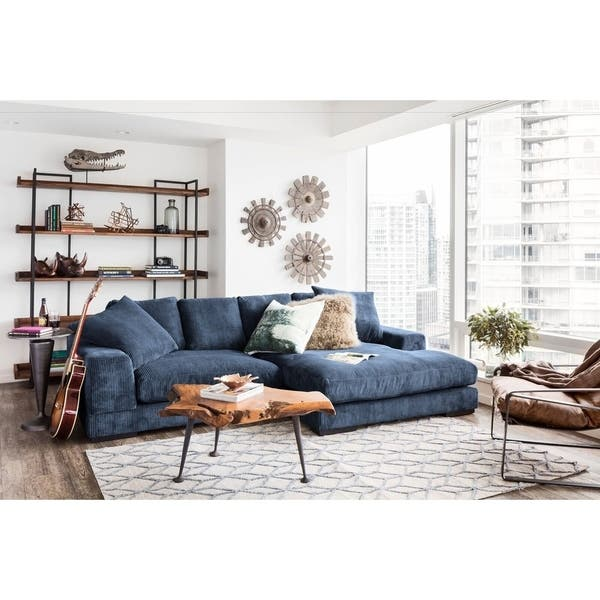 Remarkable Shop Aurelle Home Reversible Deep Seat Contemporary Unemploymentrelief Wooden Chair Designs For Living Room Unemploymentrelieforg