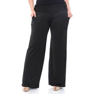 White Mark Women's Plus Size Wide Leg Palazzo Pants https://ak1.ostkcdn.com/images/products/9487445/P16668597.jpg?_ostk_perf_=percv&impolicy=medium