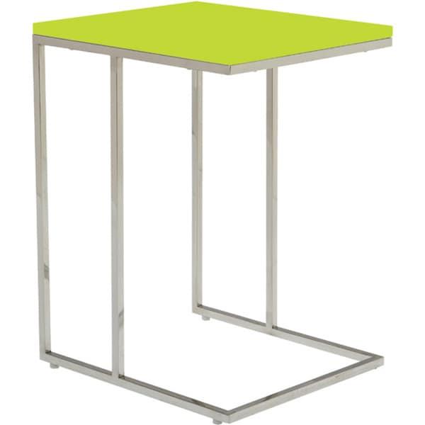 Superb Aurelle Home Modern C Shaped End Table