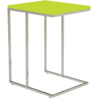 Aurelle Home Modern C-Shaped End Table