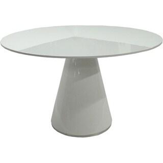 Aurelle Home Hausen 47-inch Round Base Dining Table