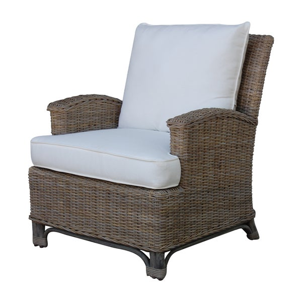 Panama Jack Exuma Lounge Chair With Cushion