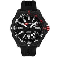 Isobrite by Armourlite Men's 100 Series Black Tritium Watch