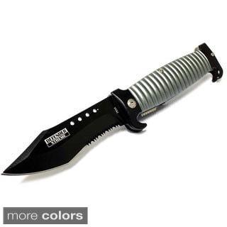 """8.5"""" Defender Extreme Spring Assisted Knife"""