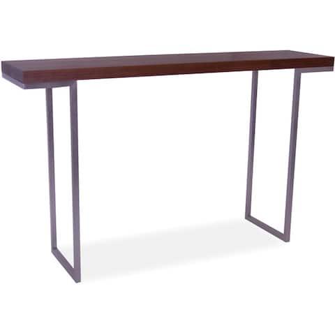 Aurelle Home Lacquer Console Table