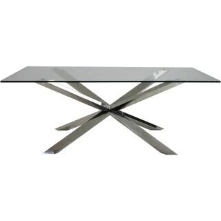 Aurelle Home Amanda Rectangular Modern Glass Dining Table|https://ak1.ostkcdn.com/images/products/9488207/P16669193.jpg?_ostk_perf_=percv&impolicy=medium