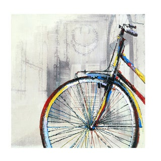 Aurelle Home Bicycle Wall Art
