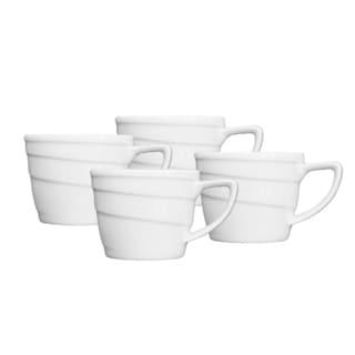 Hotel Line Espresso Coffee Cups (Set of 4)