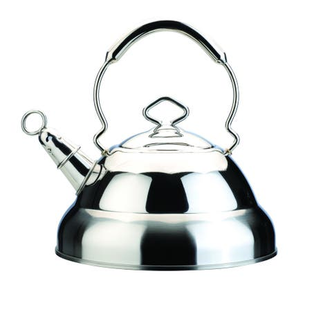 Harmony 11-cup Whistling Tea Kettle