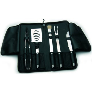 Geminis 6-piece Travel BBQ Set