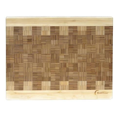 Small Bamboo Chop Block