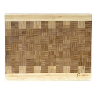 Small Bamboo Chop Block