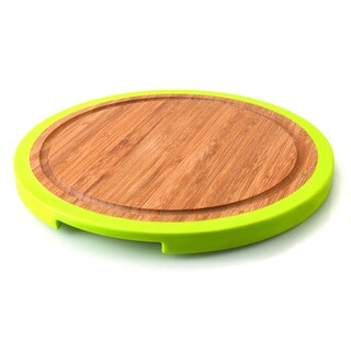 Small Round Bamboo Chopping Board