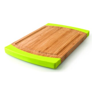 Large Round Bamboo Chopping Board