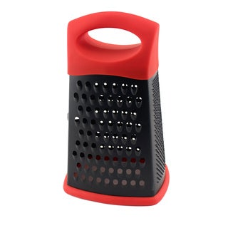 Cook'n'Co 10-inch 4-sided Nonstick Grater
