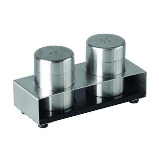 Cubo 3-piece Salt and Pepper Set