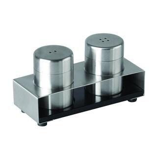 Cubo 3-piece Salt and Pepper Set