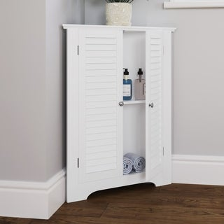 RiverRidge Home Ellsworth Corner Cabinet
