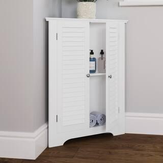 RiverRidge Home Ellsworth Corner Cabinet|https://ak1.ostkcdn.com/images/products/9488398/P16669411.jpg?impolicy=medium