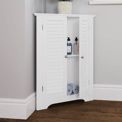 RiverRidge Ellsworth Corner Cabinet
