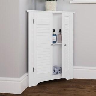 RiverRidge Ellsworth Corner Cabinet