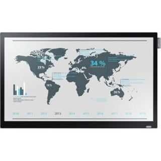 "Samsung DB22D-T - DB-D Series 22"" Slim Direct-Lit LED Touchscreen Dis"