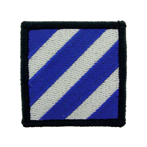 United States Army 3rd Infantry Division Patch