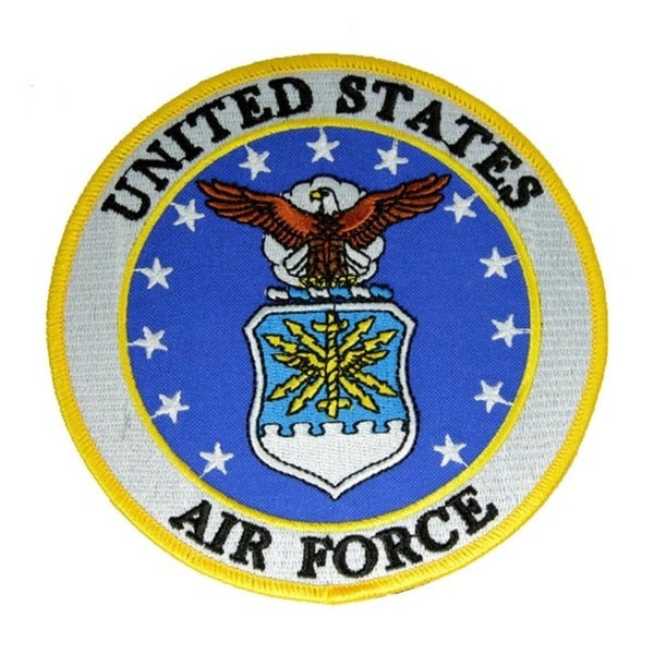 U.S. Air Force Embroidered Patch