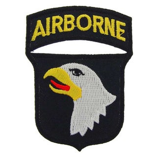 United States Army 101st Airborne Division Patch