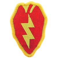United States Army 25th Infantry Division Patch