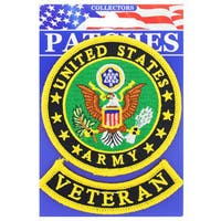 United States Army Veteran Patch
