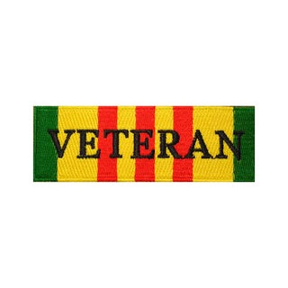Vietnam Service Ribbon Patch