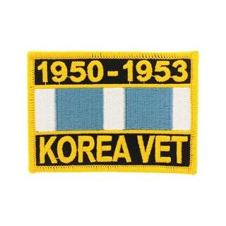 Korea Veteran Service Ribbon Patch
