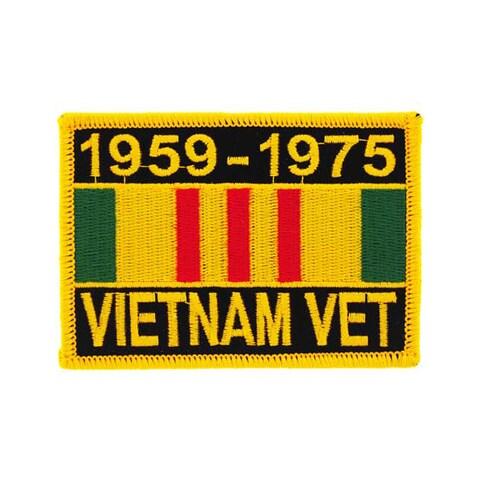 Vietnam Veteran Service Ribbon Patch