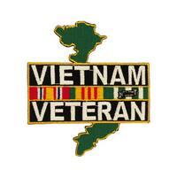 Embroidered Vietnam Veteran Patch