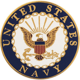 United States Navy Pin