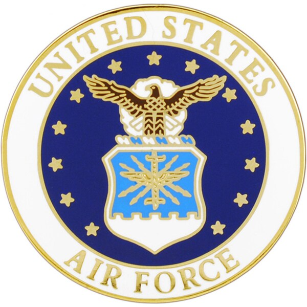 United States Air Force Military Pin
